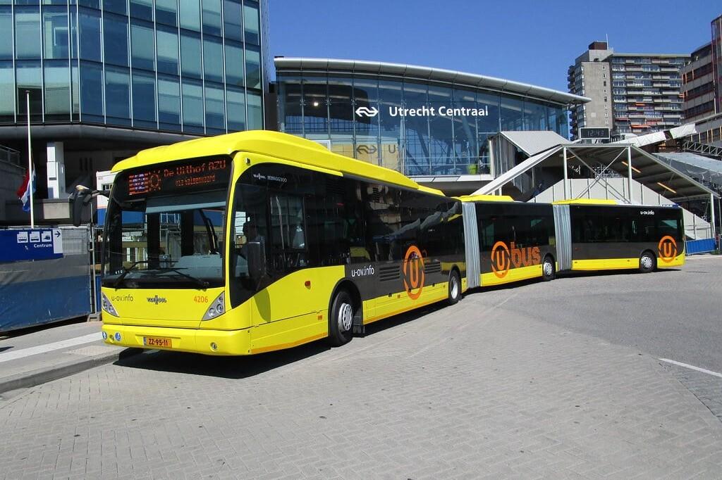 Qbuzz - U-OV l Vervoer bus l MondoMarketing l Performance Driven Digital Marketing Bureau