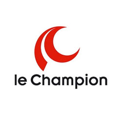logo Le Champion l MondoMarketing l Performance Driven Digital Marketing Bureau