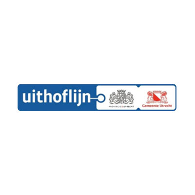 logo Uithoflijn - Tram 22 l MondoMarketing l Performance Driven Digital Marketing Bureau