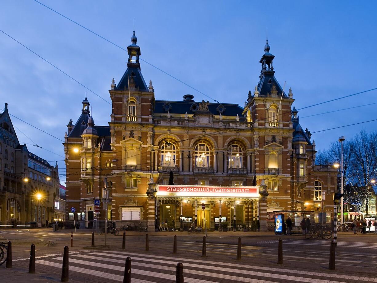 Gebouw Stadsschouwburg Amsterdam l Voorstellingen l MondoMarketing