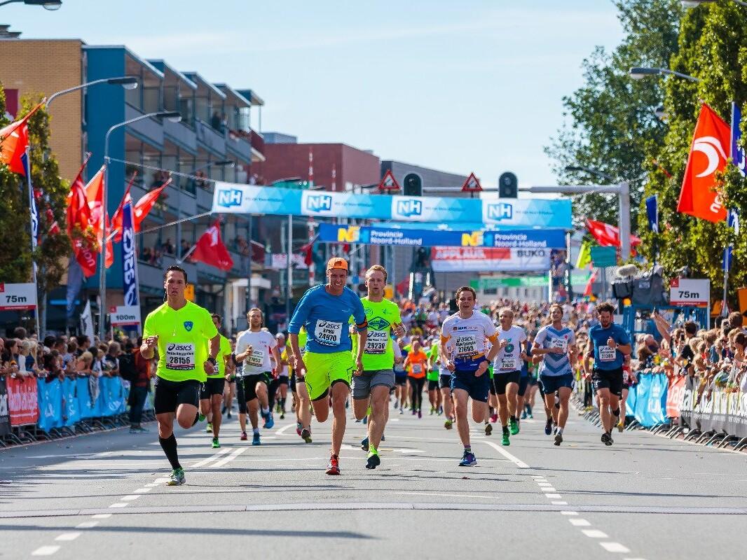 Le Champion l Hardlopen - wedstrijd l MondoMarketing