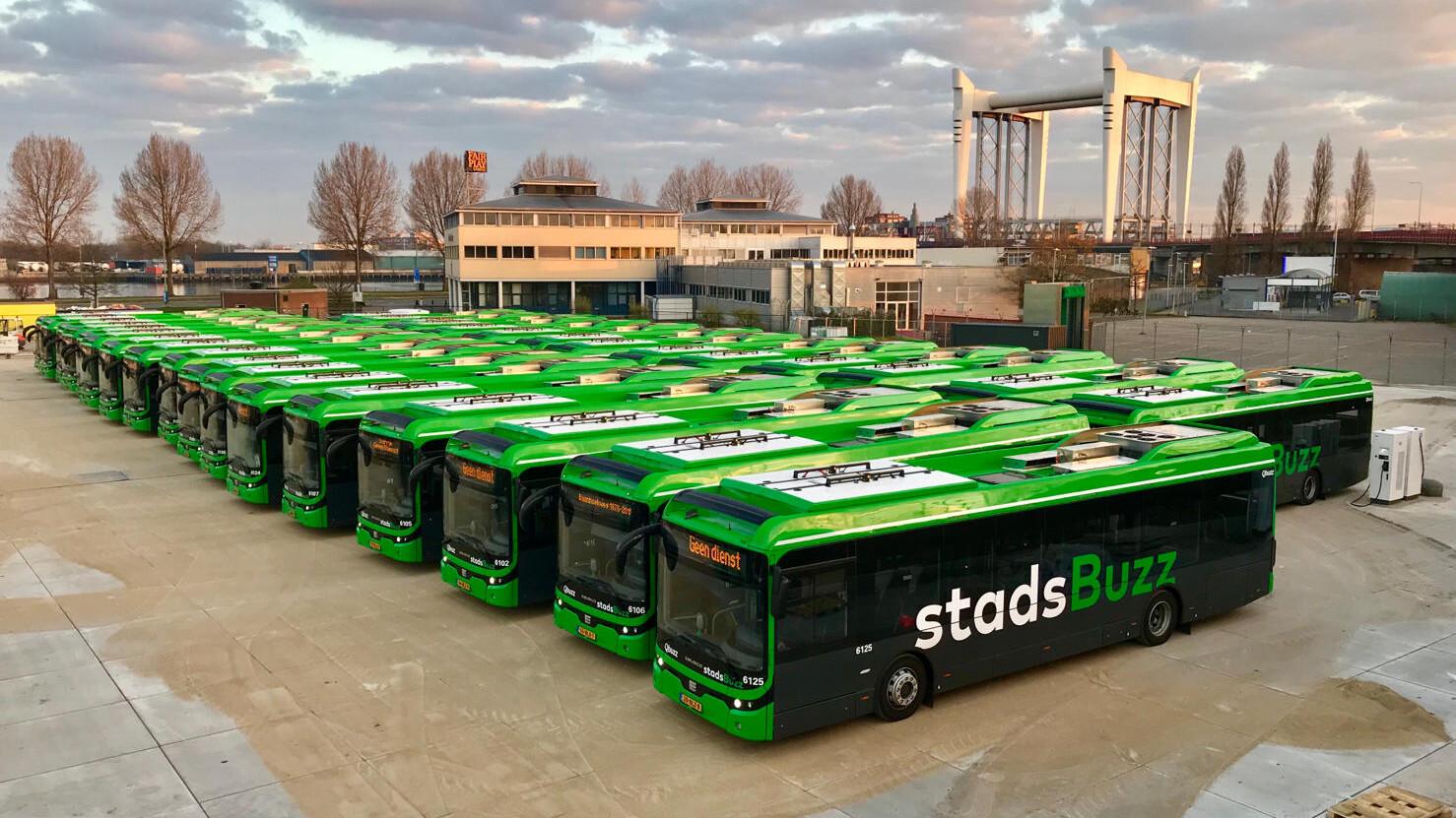 Qbuzz - DMG l Vervoer - bussen l MondoMarketing l Performance Driven Digital Marketing Bureau