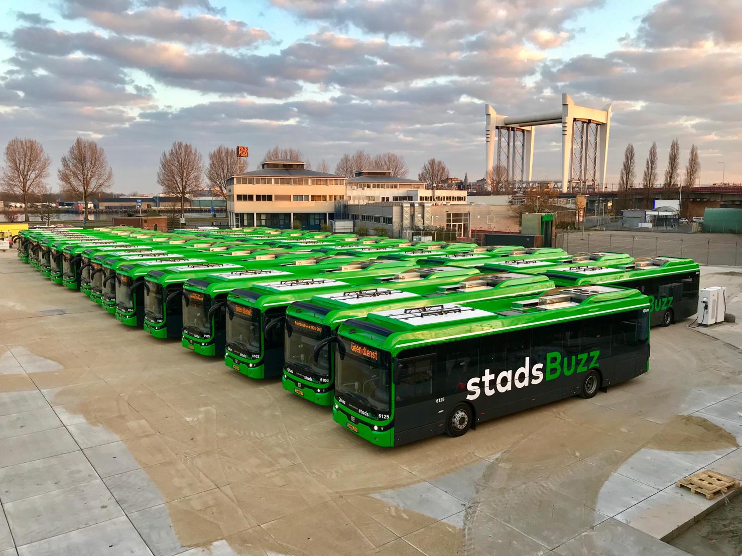 Qbuzz - DMG l Vervoer - bussen l MondoMarketing