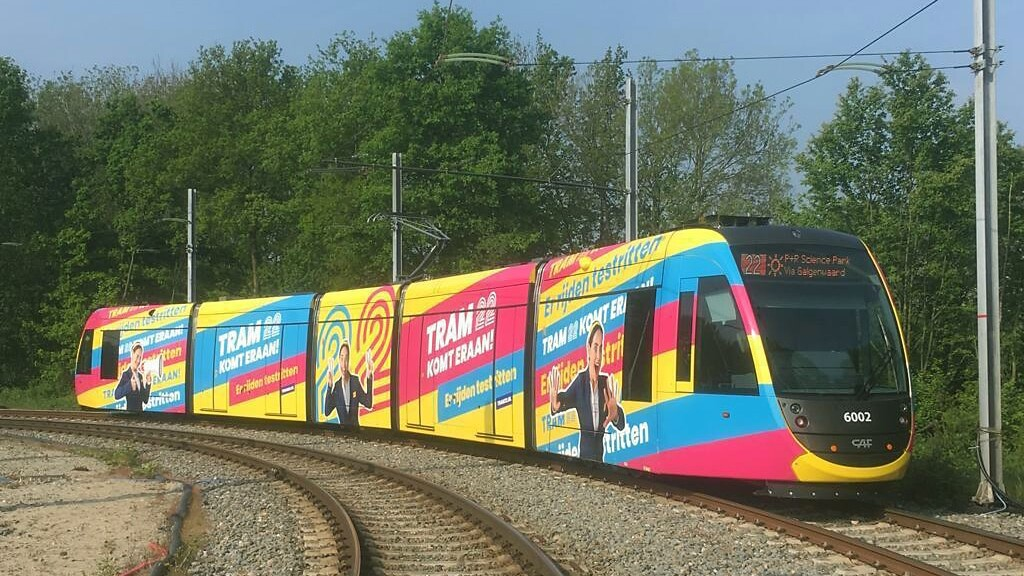 Uithoflijn - Tram 22 l MondoMarketing l Performance Driven Digital Marketing Bureau