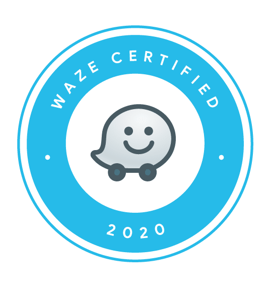 logo Waze Certfied l Accreditaties l MondoMarketing