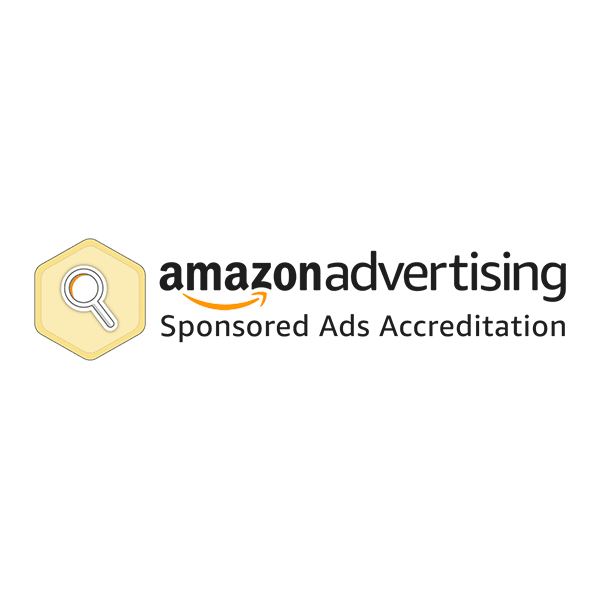 Logo Sponsored Ads Foundations Amazon l Accreditaties l MondoMarketing l Performance Driven Digital Marketing Bureau