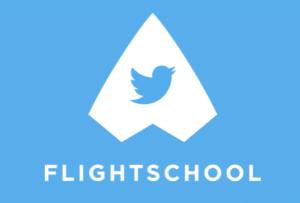 logo Twitter Flight School l Accreditaties l MondoMarketing l Performance Driven Digital Marketing