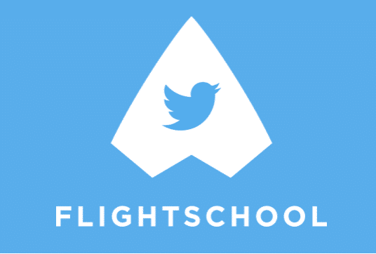 logo Twitter Flight School l Accreditaties l MondoMarketing l Performance Driven Digital Marketing Bureau