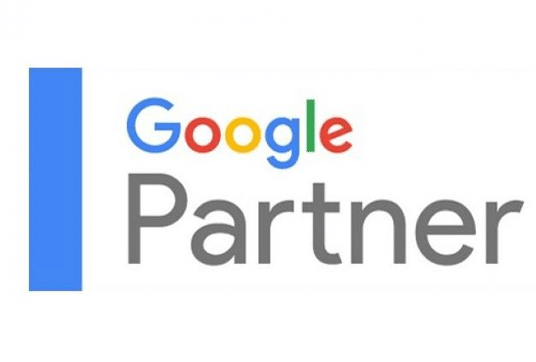 logo Google Partner l Accreditaties l MondoMarketing l Performance Driven Digital Marketing Bureau