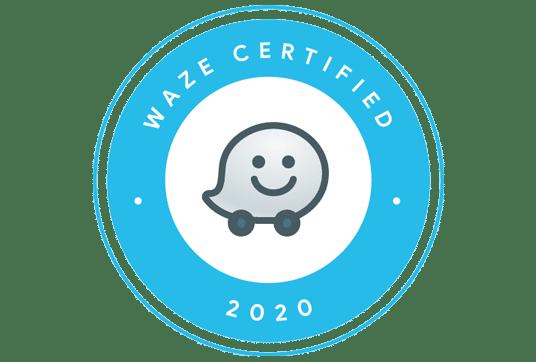 Waze Certified l Accreditaties l MondoMarketing l Performance Driven Digital Marketing Bureau