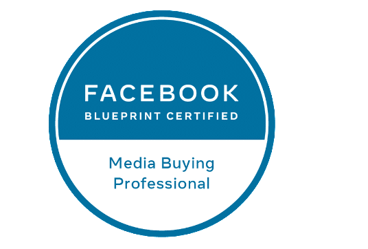 logo Facebook Blueprint Media Buying Professional l Accreditaties l MondoMarketing l Performance Driven Digital Marketing Bureau