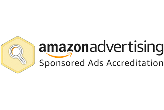 logo Amazon Sponsored Ads Accreditation l Accreditaties l MondoMarketing l Performance Driven Digital Marketing Bureau